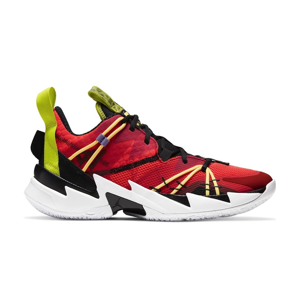 Jordan Why Not Zer0.3 SE GS 'Bright Crimson'