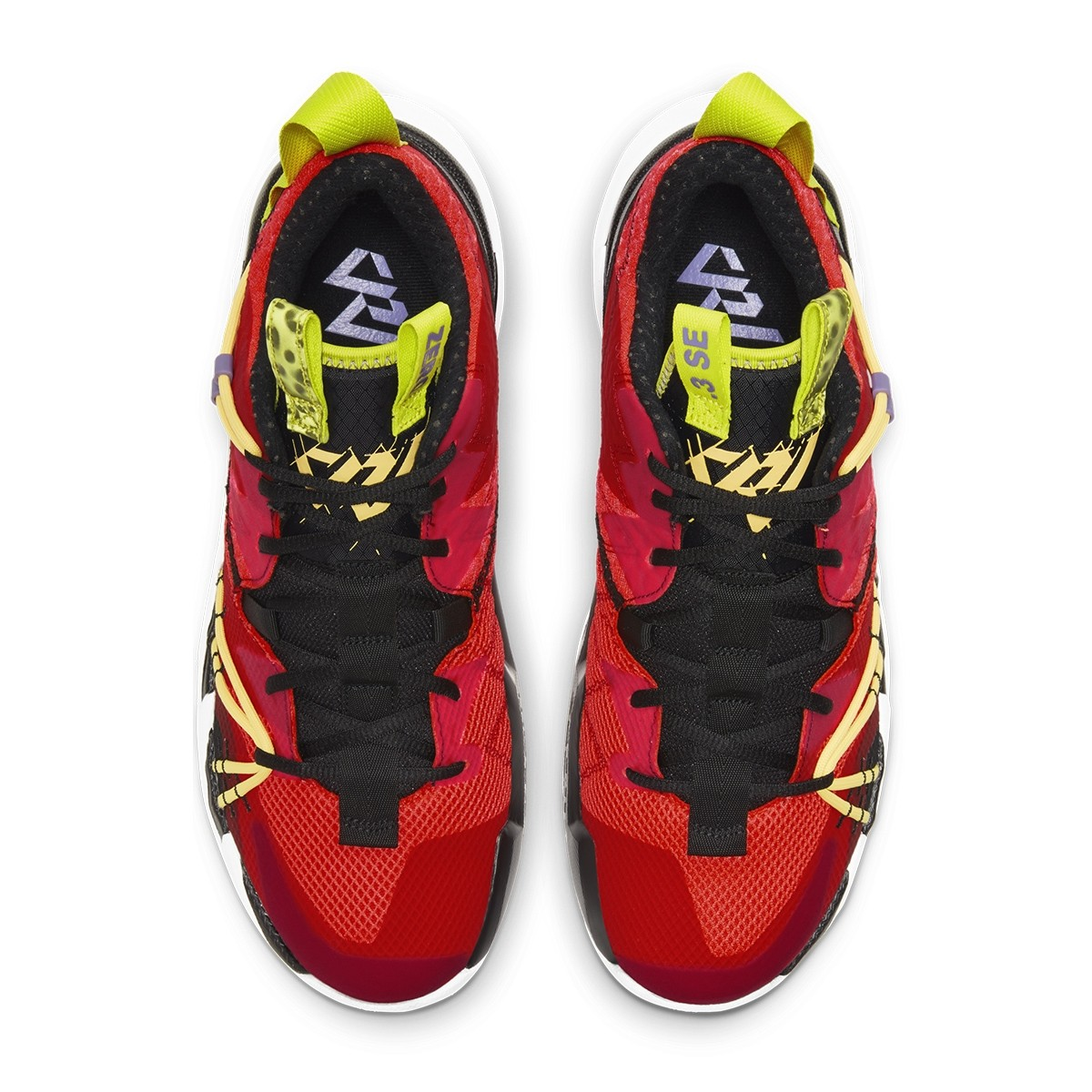 Jordan Why Not Zer0.3 SE 'Bright Crimson'-CK6611-600