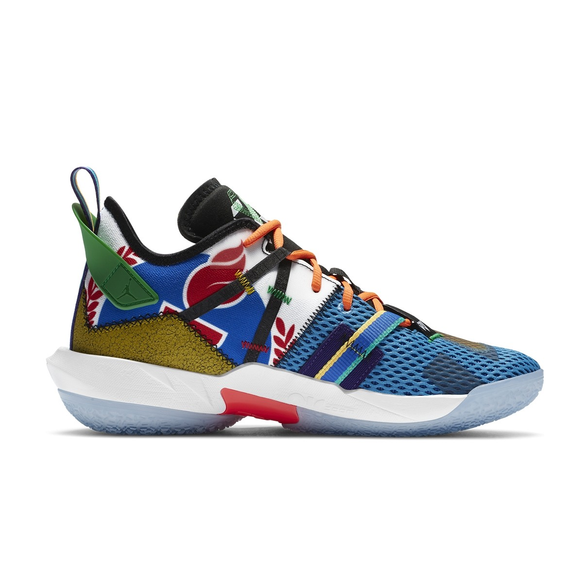 Jordan Why Not Zer0.4 'Playstyle'