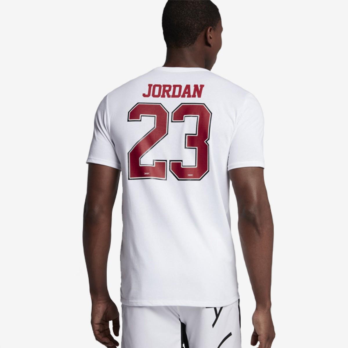 Jordan 23 Tee 'White'