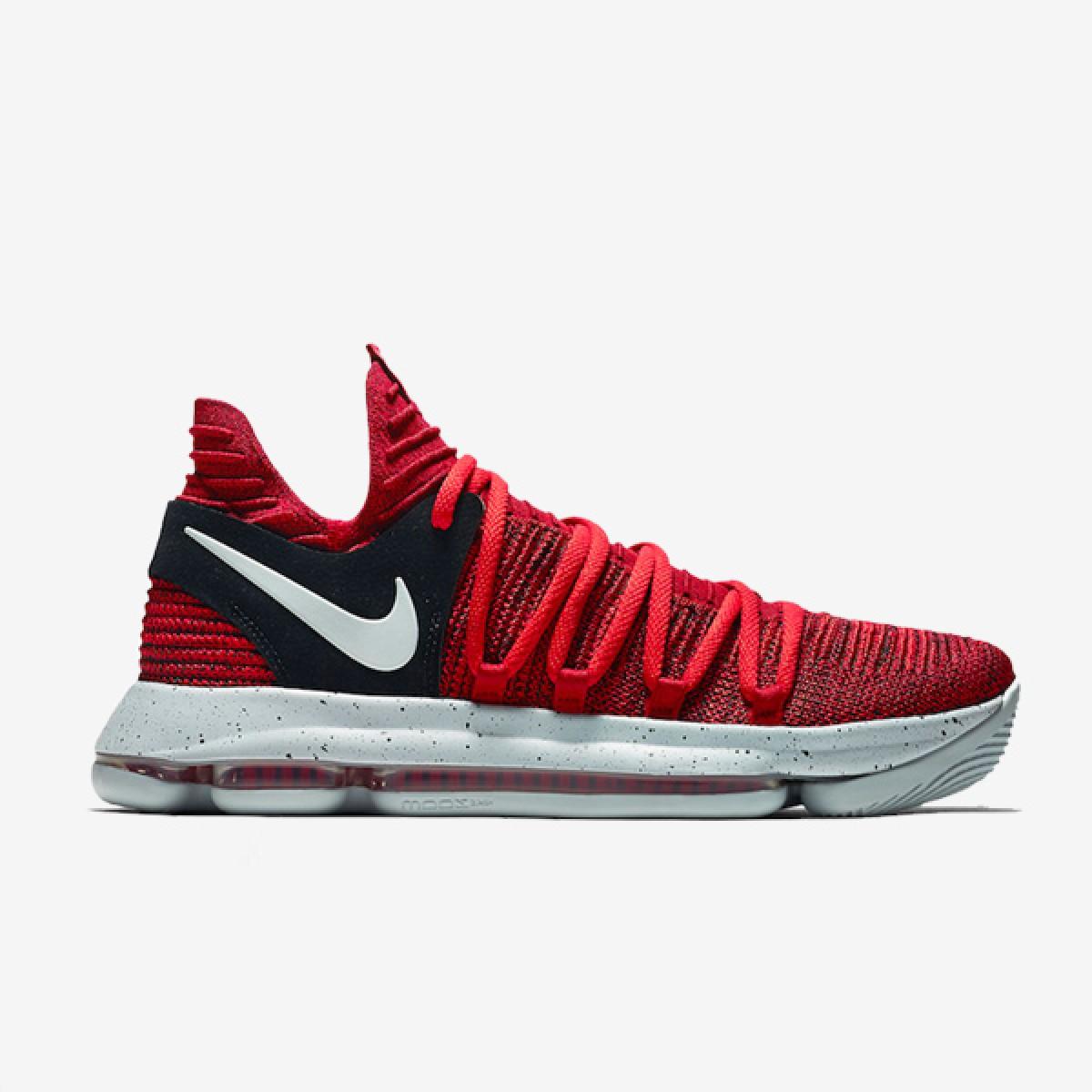 Nike Zoom KD 10 'Red Velvet'