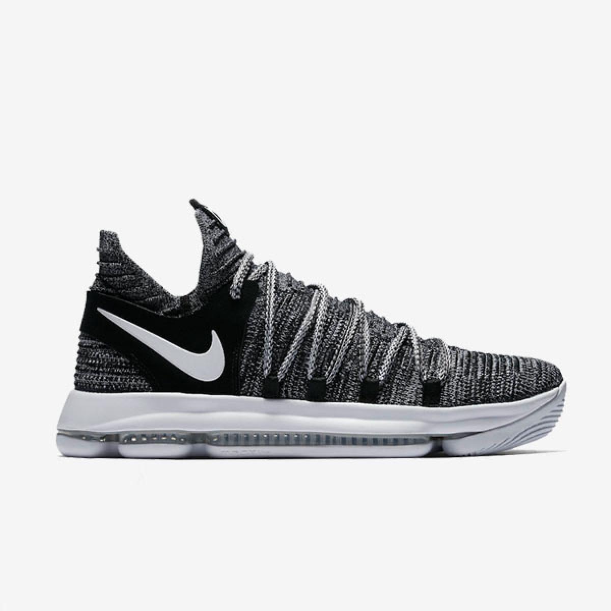 Nike Zoom KD 10 'Oreo'