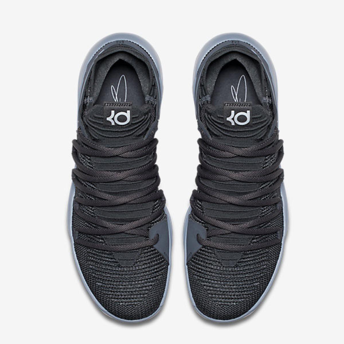 Nike Zoom KD 10 'Dark Grey' 897815-005