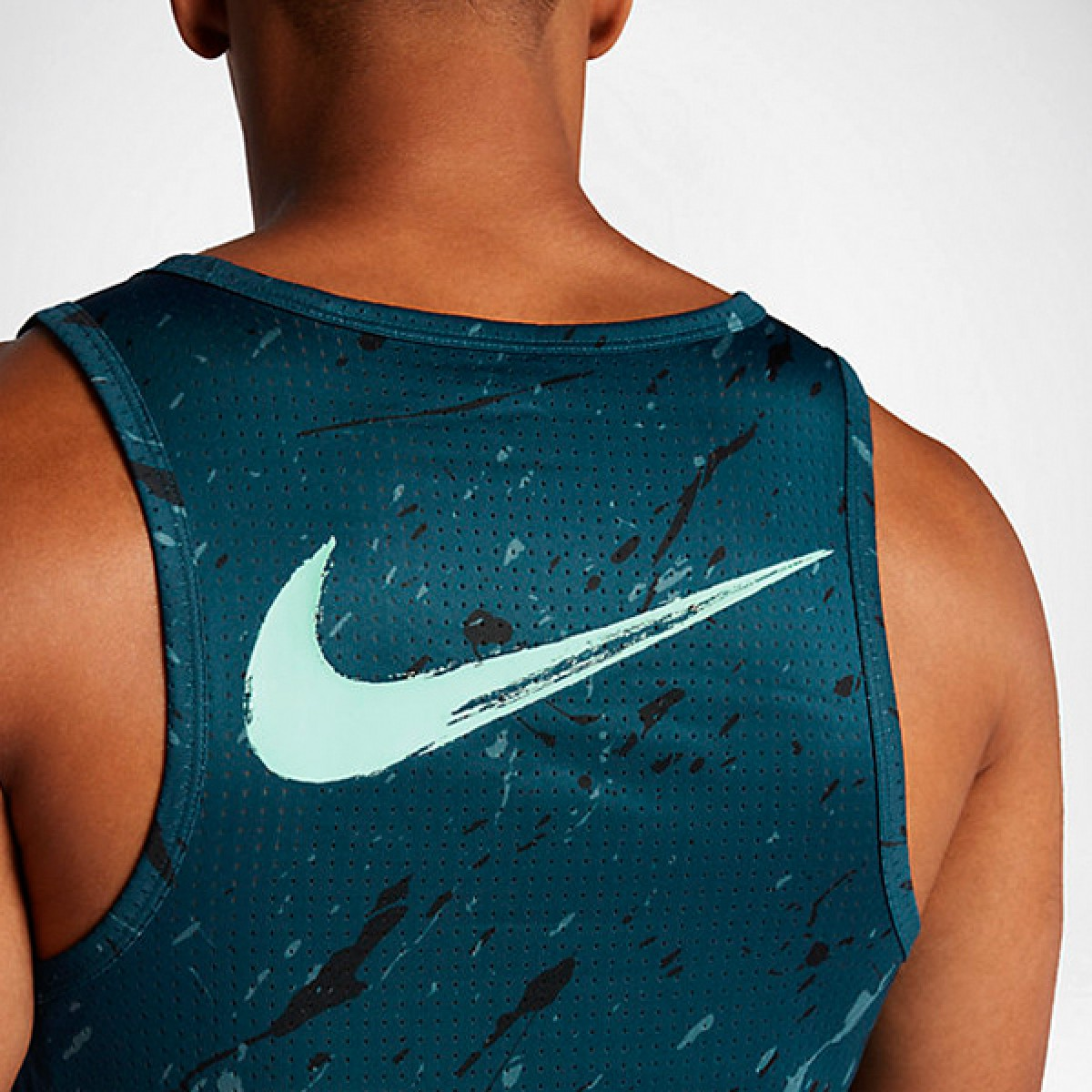 Nike KD Hyper Elite Tank 'Jade' 856794-425