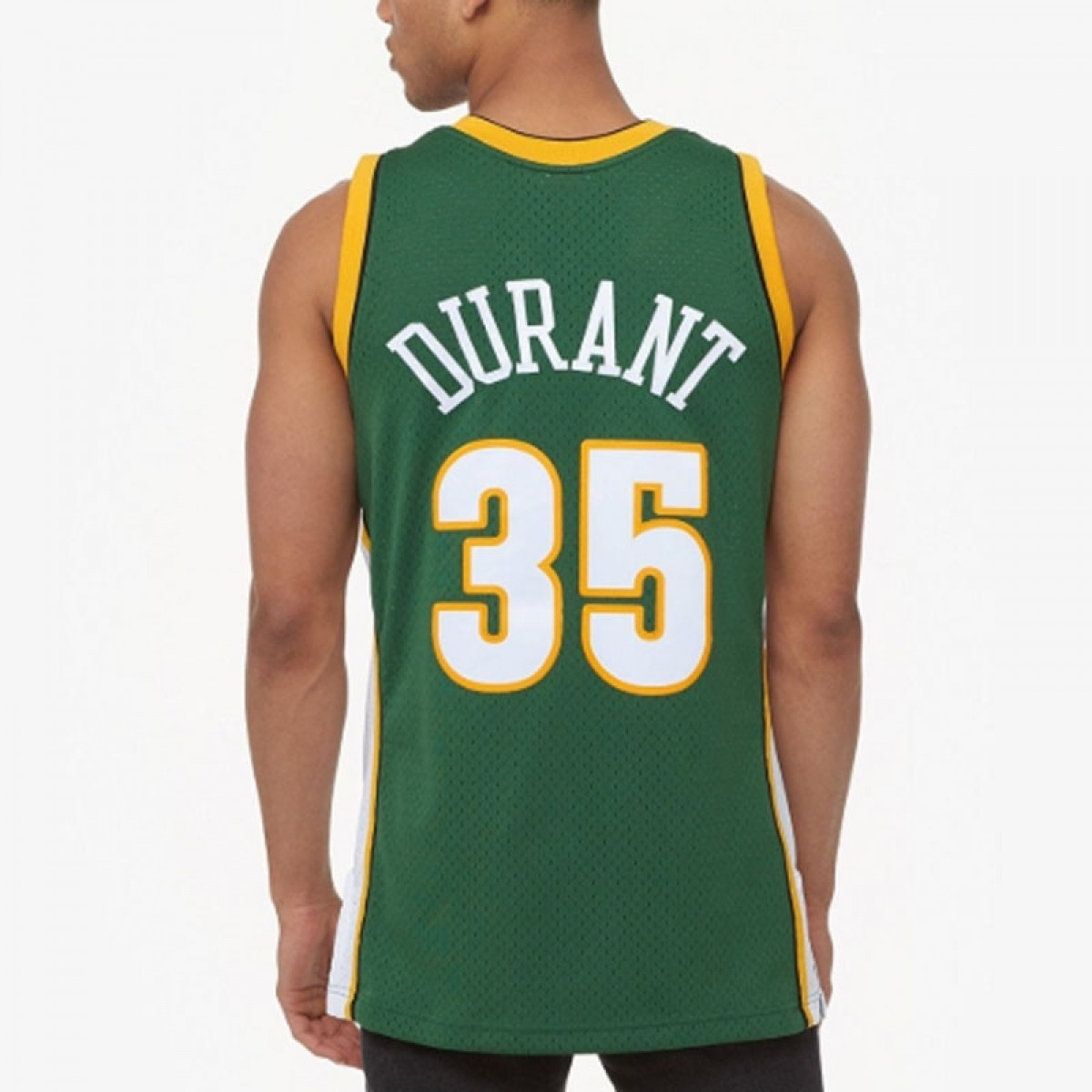 Mitchell & Ness Kevin Durant Swingman Jersey Road 'Supersonics'