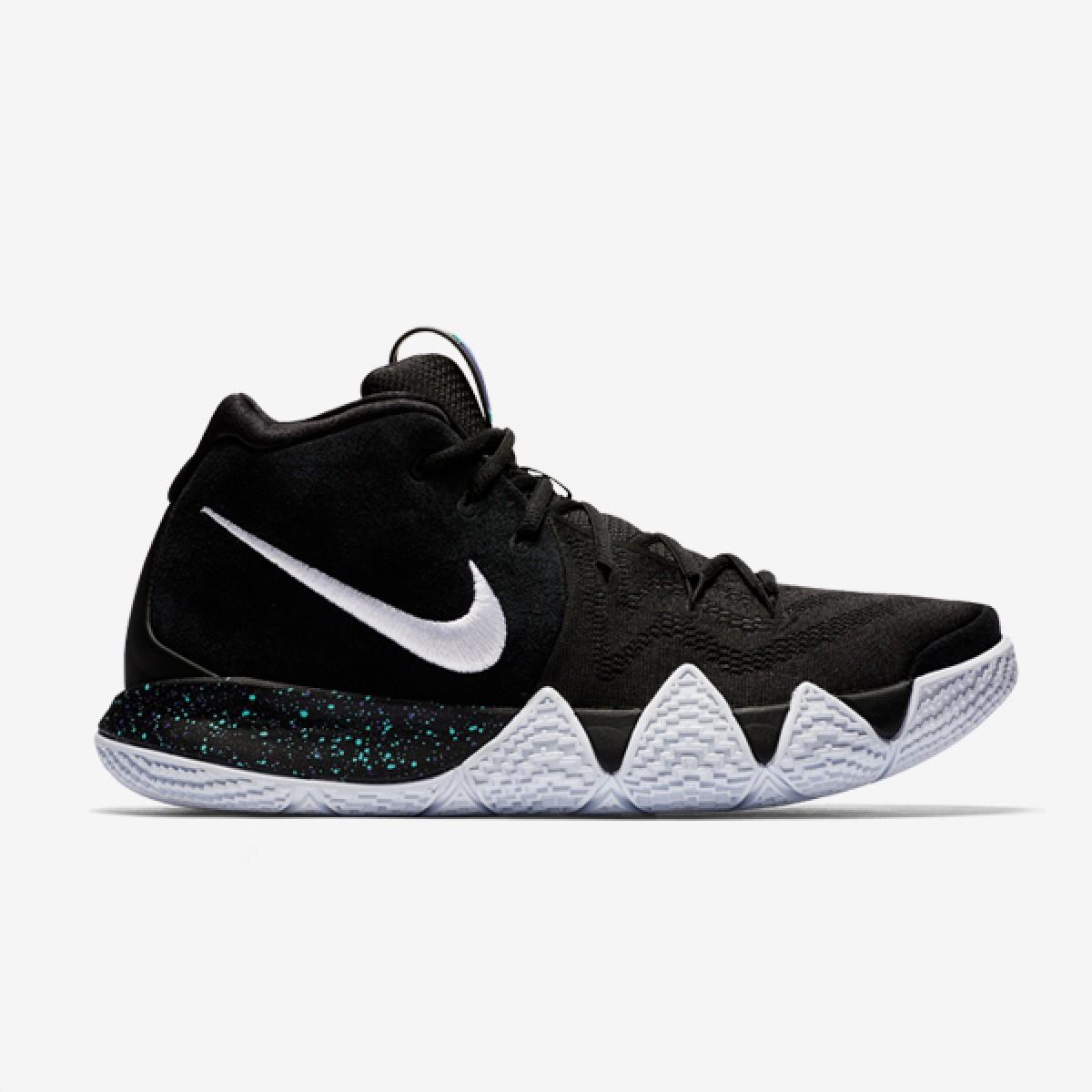 Nike Kyrie 4 'Black/White'