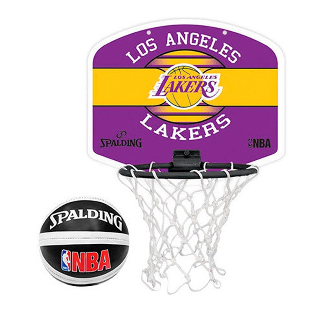 Spalding NBA Miniboards 'Lakers'