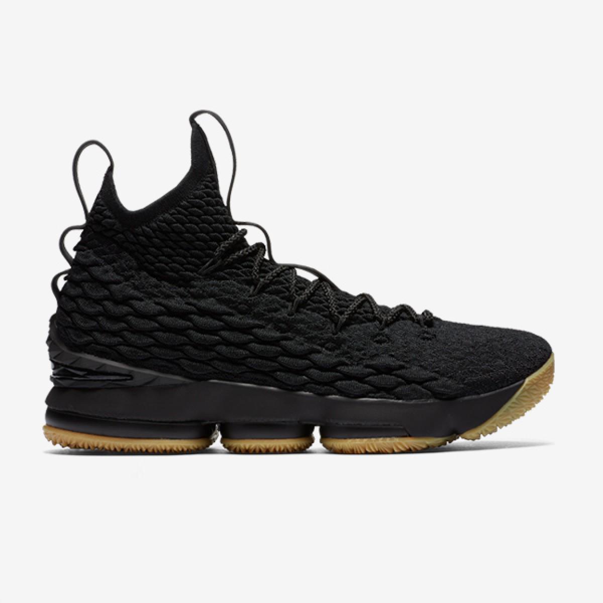 Nike Lebron XV 'Black Gum'