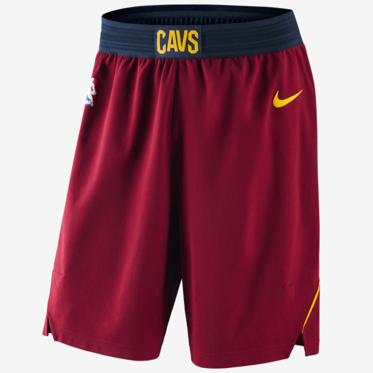 Nike NBA Cavs Authentic Short 'Icon Edition'