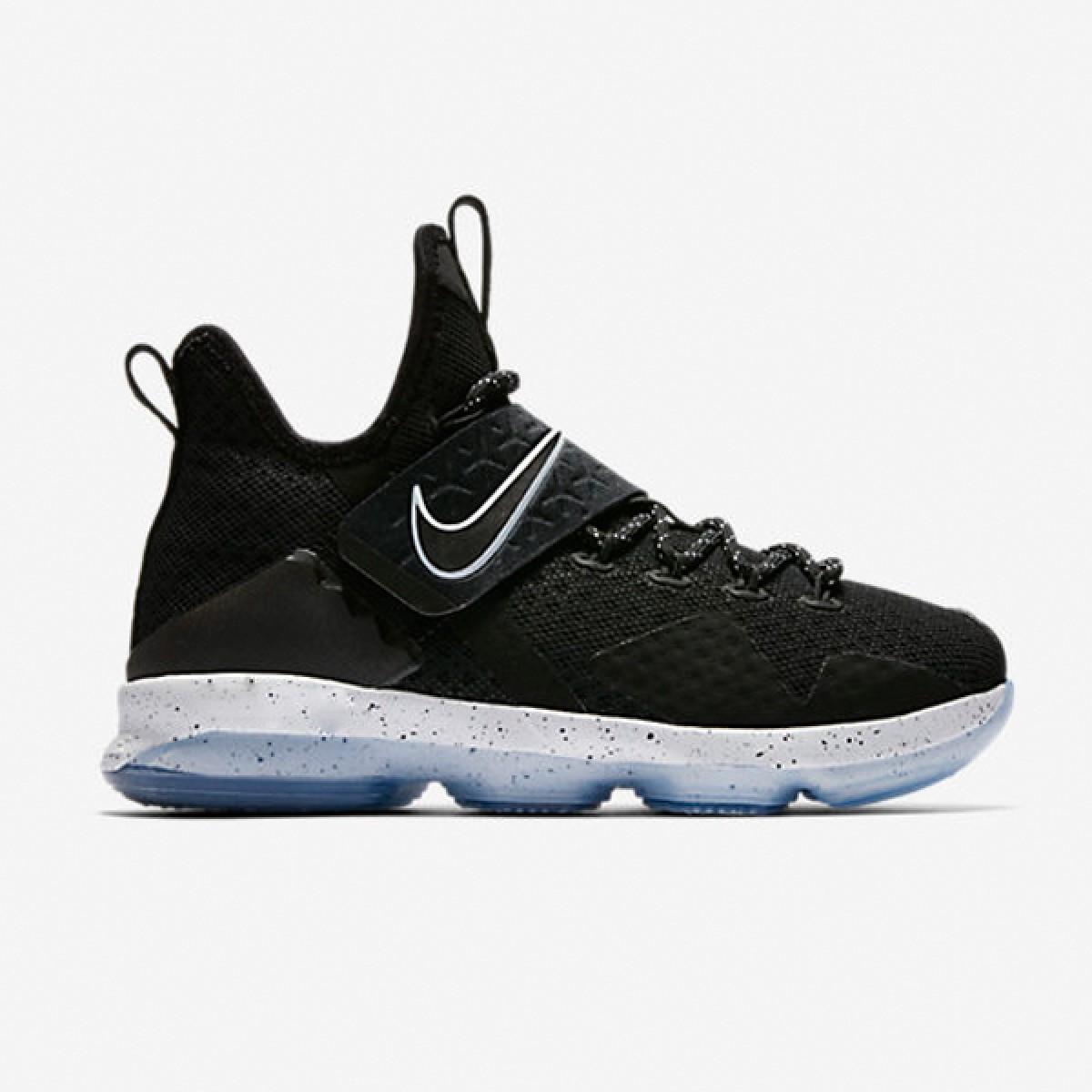 Nike Lebron 14 GS 'Black Ice'