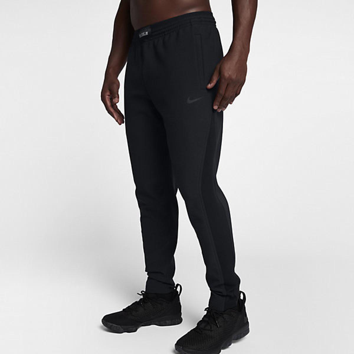 Nike Lebron Showtime Pant 'Black'
