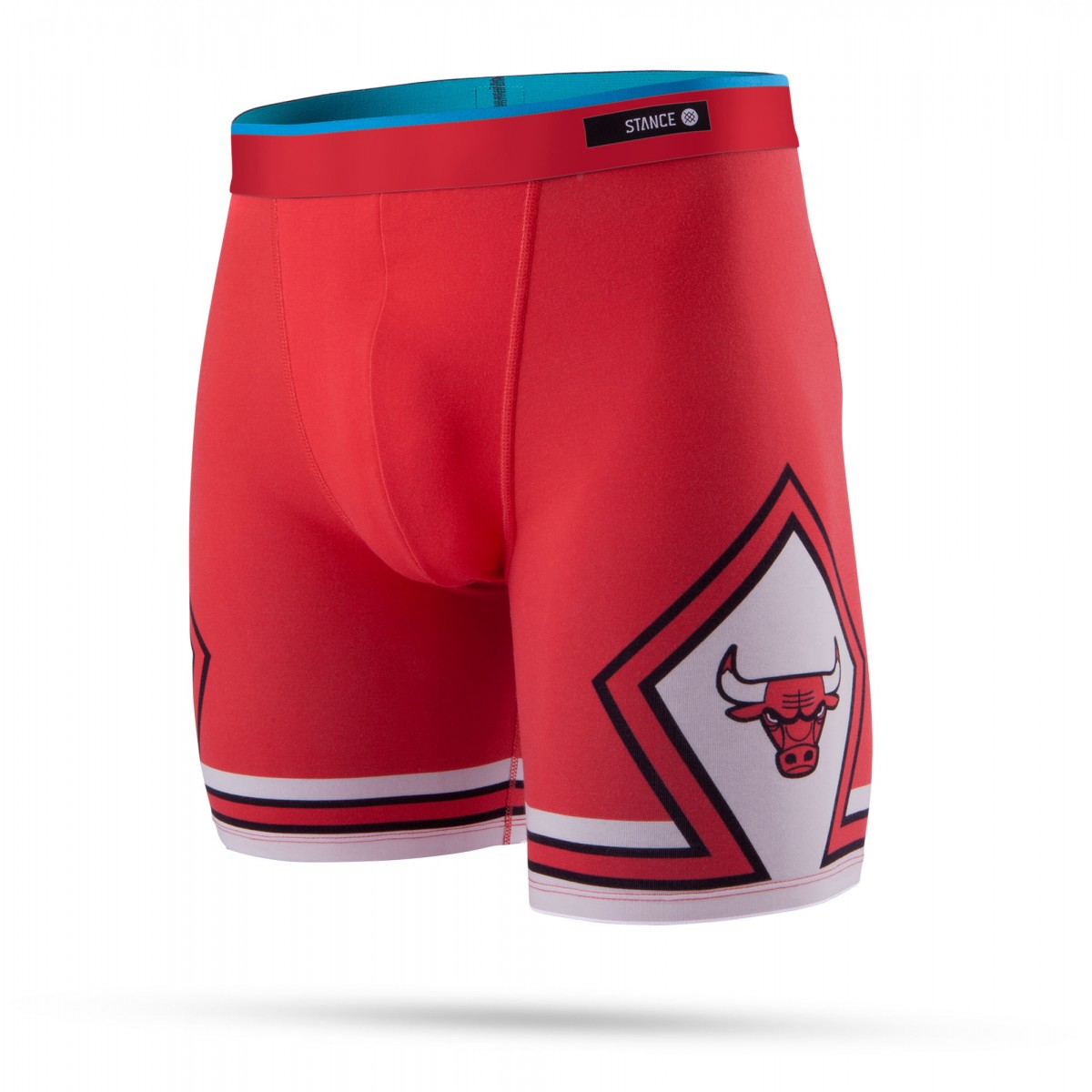 Stance Mens Underwear Fitted Boxer Brief 'Bulls'