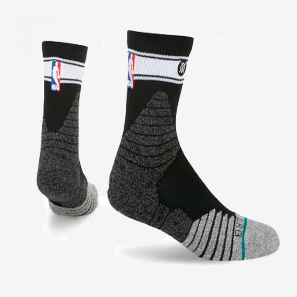 Stance Quarter Bold Stripe 'Black'