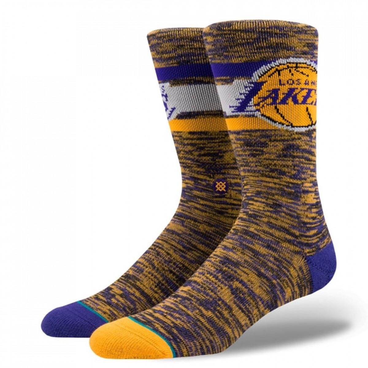 Stance Melange 'Lakers'