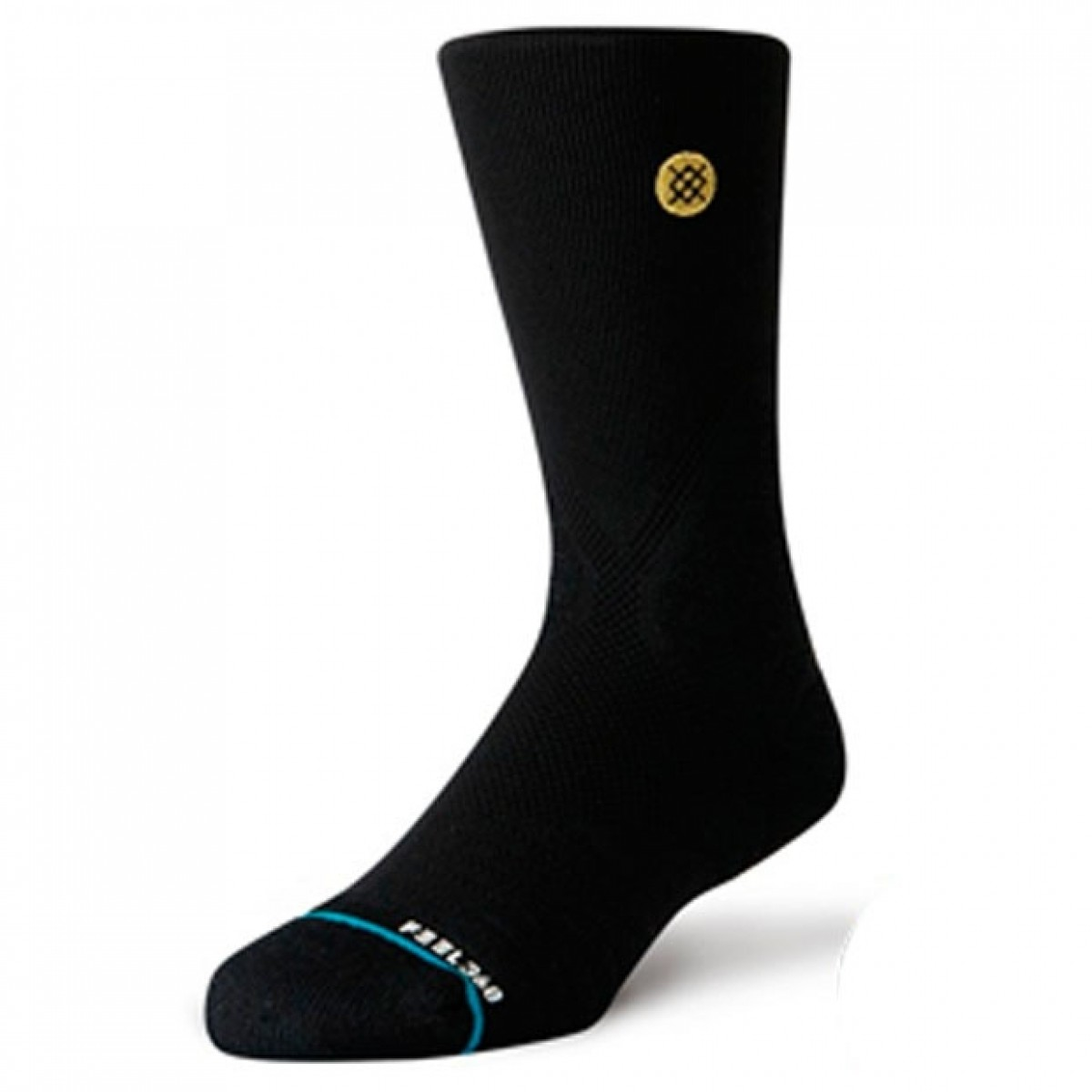 Stance Game Day 'Total Black'