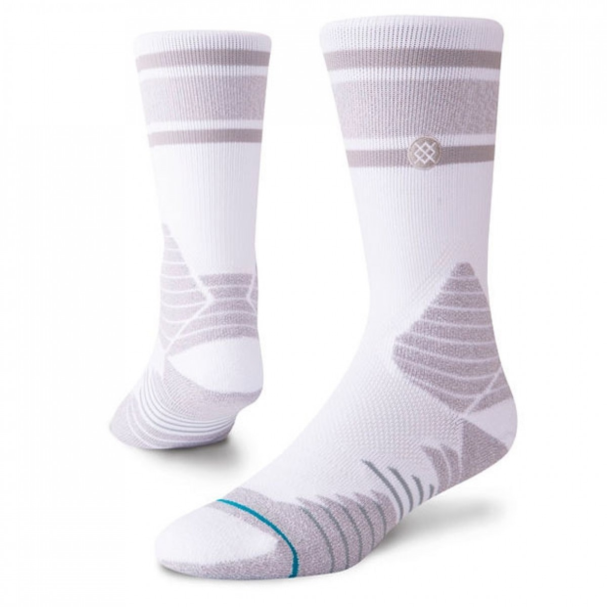 Stance Game Day Stripe 'Grey' M559D18GAM-GRY