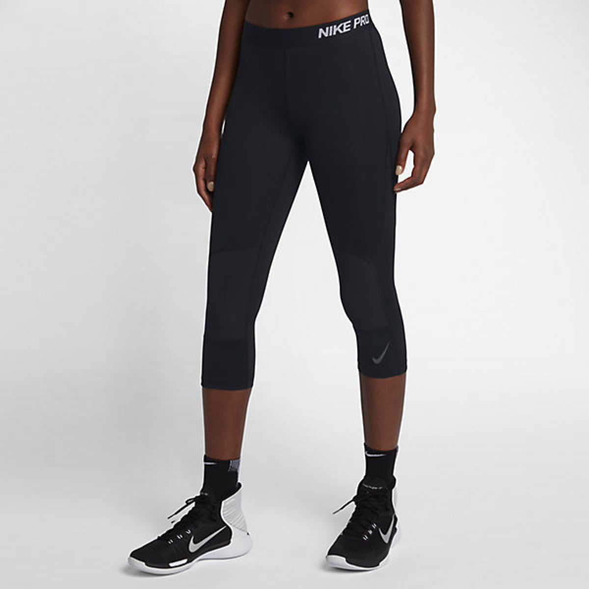 Nike Women Pro Basketball Tight 'Black'