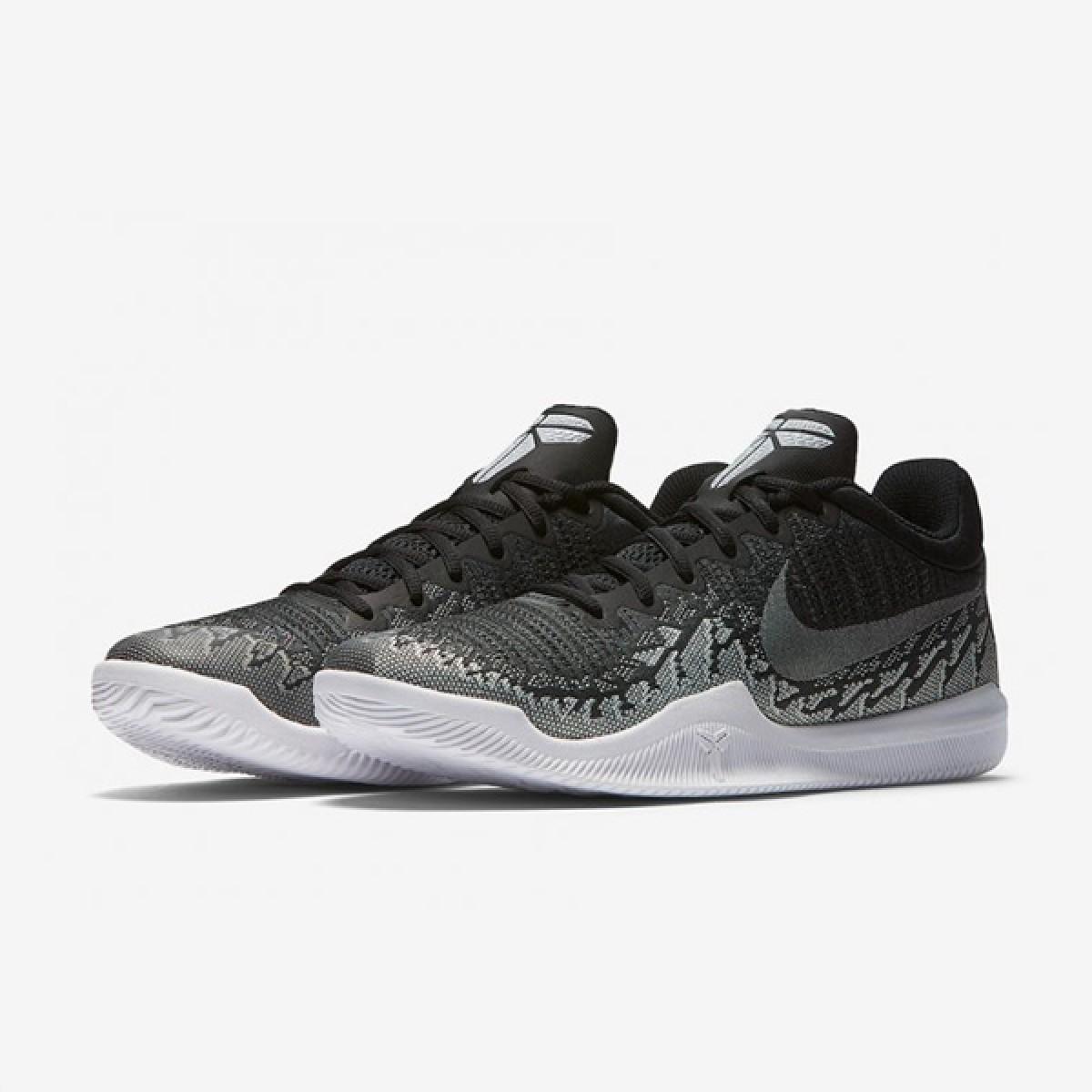 Nike Mamba Rage Jr 'Viper Grey' 908972-001-Jr