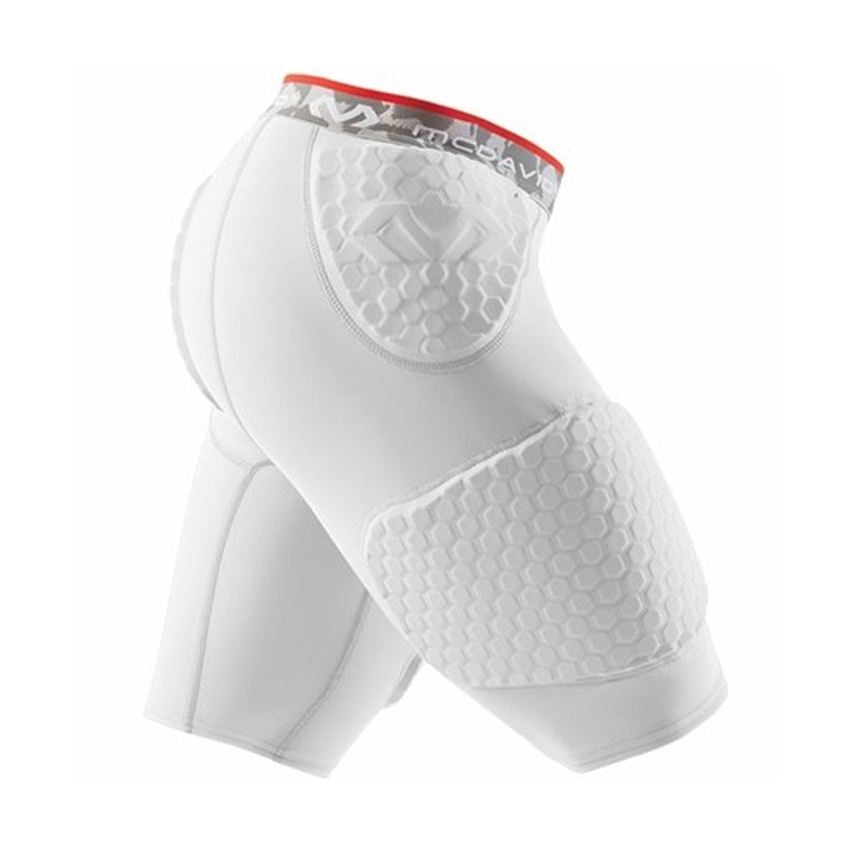 McDavid Hex Protection Short 'White'