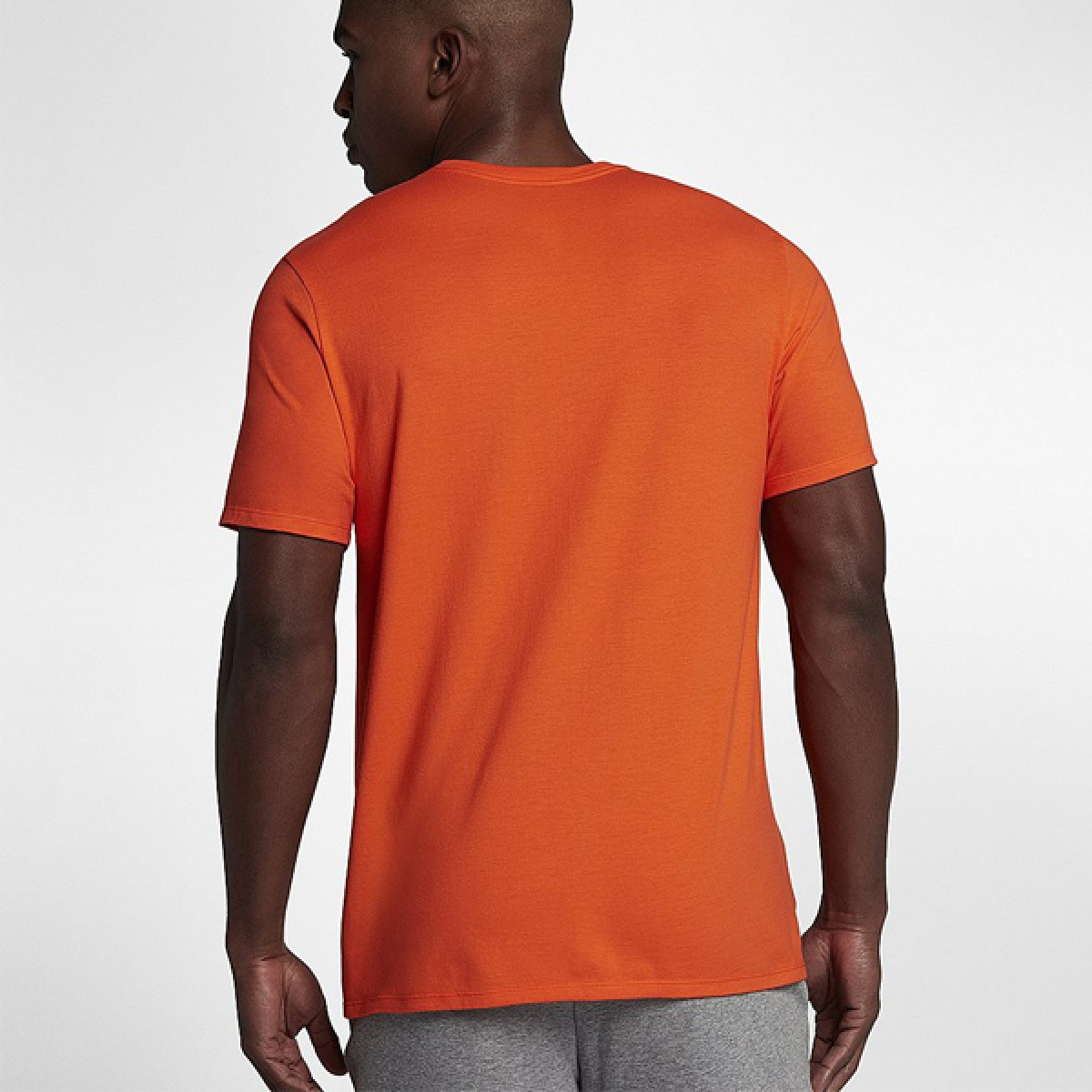Jordan Like Mike Lightning T-Shirt 'Orange' AJ1163-879