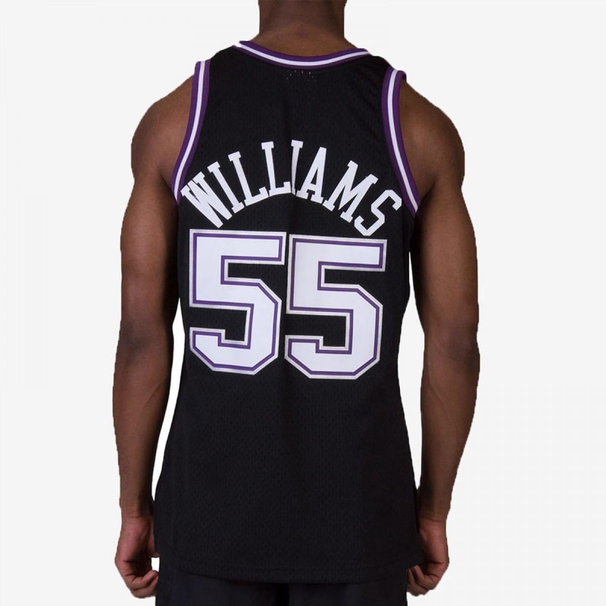 Mitchell & Ness Jason Williams Swingman Jersey Away 'Sacramento' 353J323FGYC3N