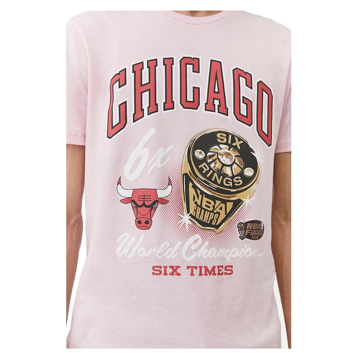 Mitchell & Ness NBA Pastel Rings 'Chicago Bulls'-INTL861-CHIBUL