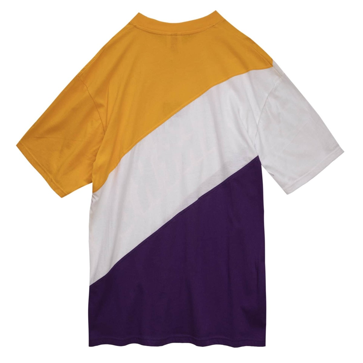 Mitchell & Ness Play By Play Tee 'Los Angeles Lakers'-SSTEMI19038-LAL