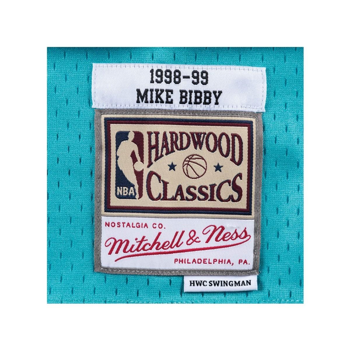 Mitchell & Ness Swingman Jersey Grizzlies Bibby '1998-99'-SMJYGS18219