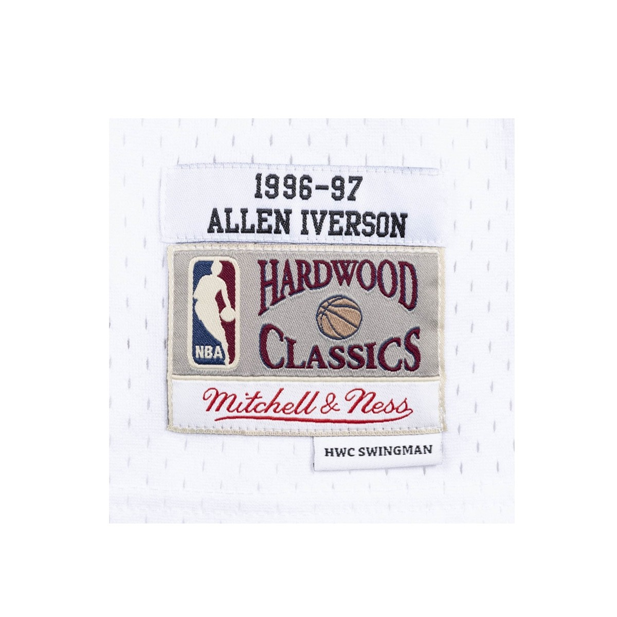 Mitchell & Ness Swingman Jersey Philadelphia 76ers Allen Iverson '1996-97'-SMJYGS18198