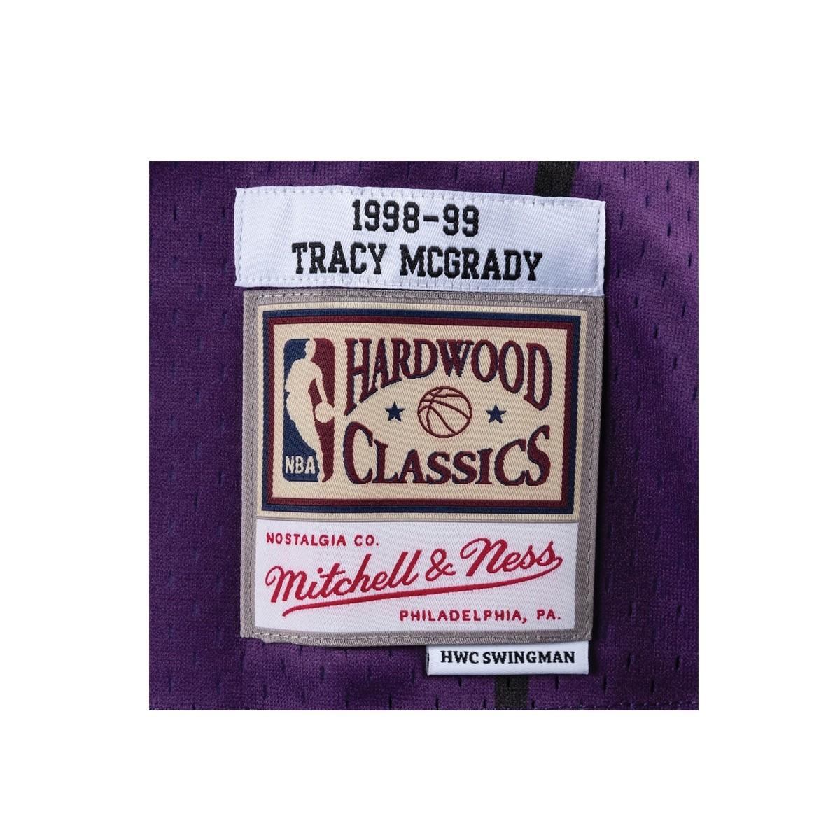 Mitchell & Ness Swingman Jersey Toronto Raptors Tracy McGrady '1998-99'-SMJYGS1821