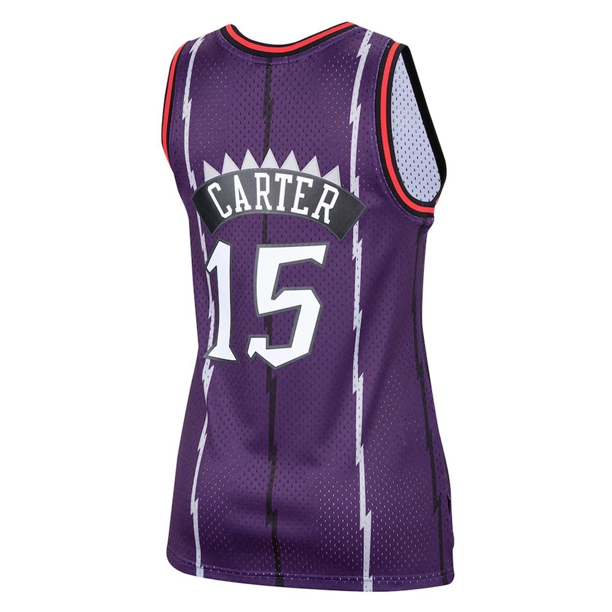 Mitchell & Ness Swingman Jersey Woman Toronto Raptors 'Vince Carter'-NNBJEL18120-TRA