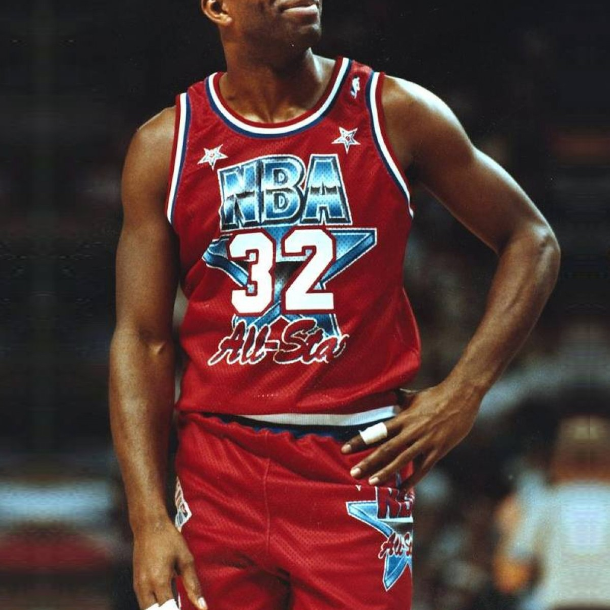 Mitchell & Ness NBA Hardwood Classic 'Magic Johnson'