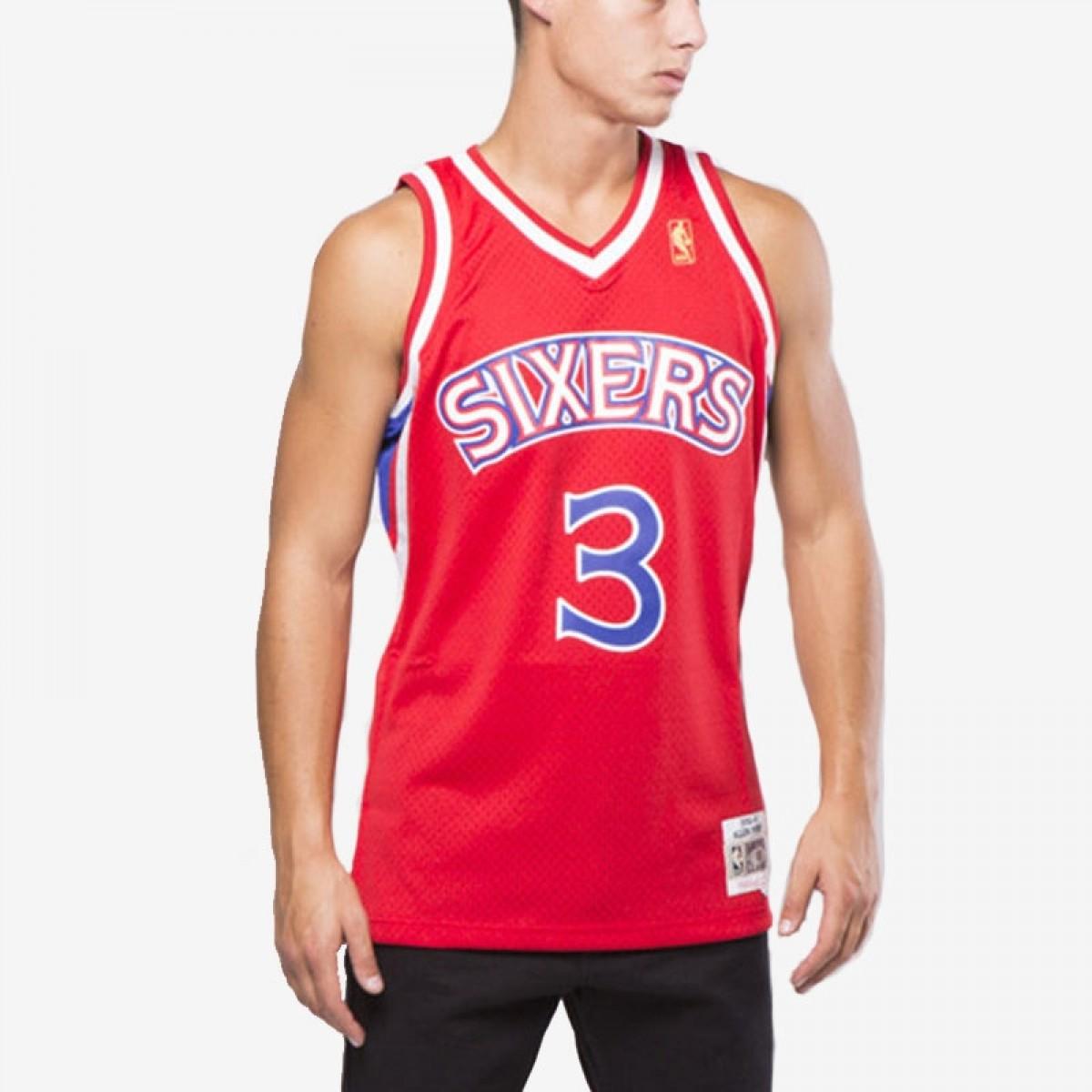 Mitchell & Ness Iverson Swingman Jersey Alternate  'Philadelphia 76ers'