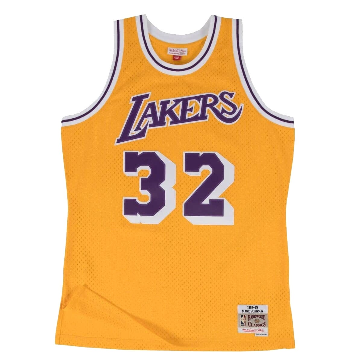 Mitchell & Ness Johnson Swingman Jersey Away 'Lakers'