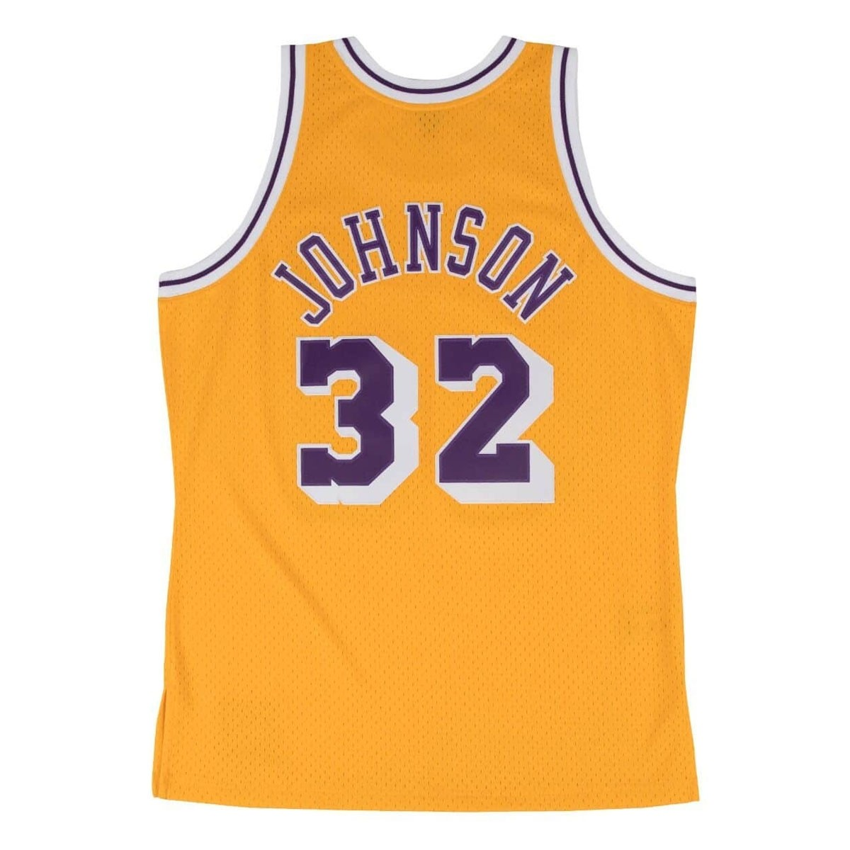Mitchell & Ness Johnson Swingman Jersey Away 'Lakers' SMJYGS18175