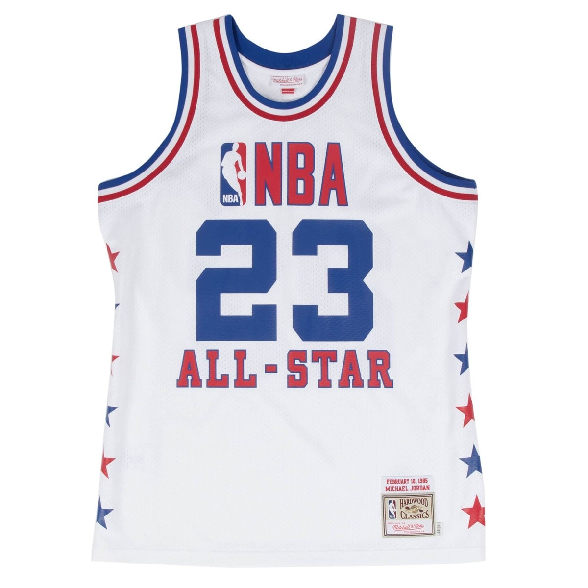 Mitchell & Ness Jordan Authentic Jersey 'All-Star 85'