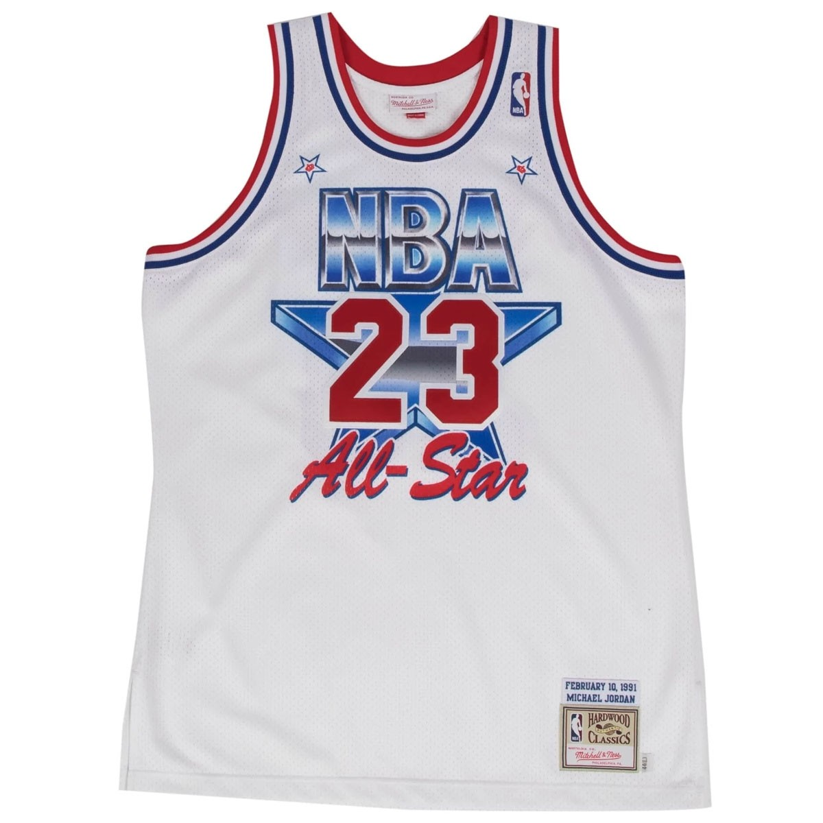 Mitchell & Ness Jordan Authentic Jersey 'All-Star 91'