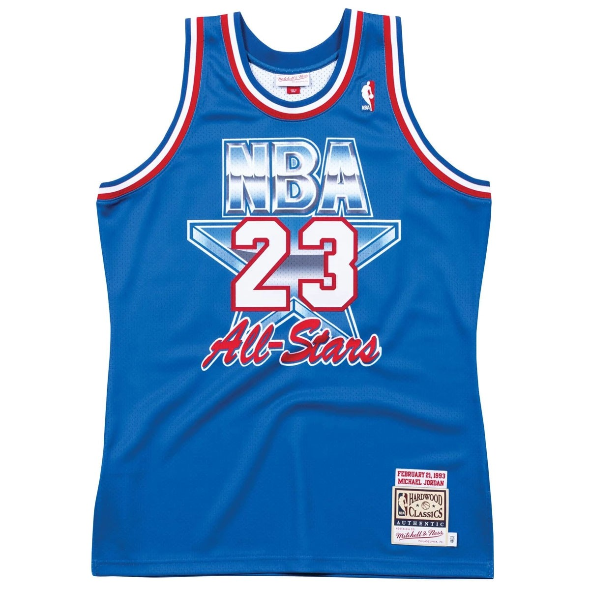 Mitchell & Ness Jordan Authentic Jersey 'All-Star 93'