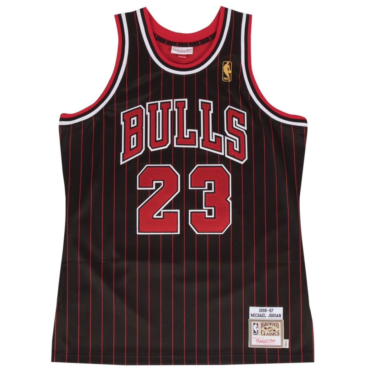 Mitchell & Ness Jordan Authentic Jersey 'Alternate 96-97'