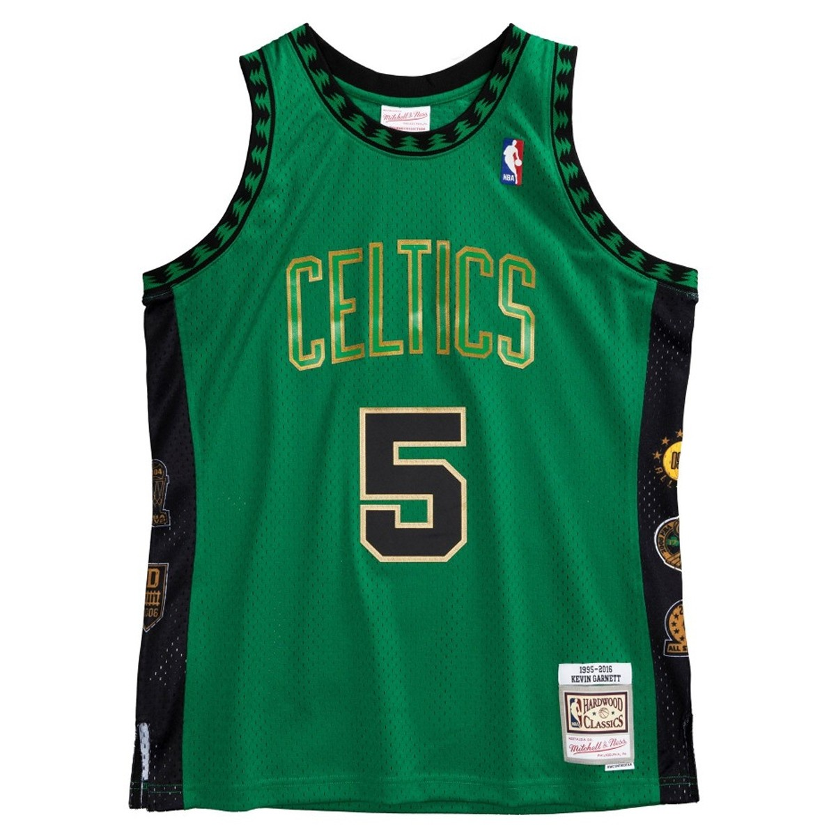 Mitchell & Ness Swingman HOF Kevin Garnett Boston Celtics '1995-2016'