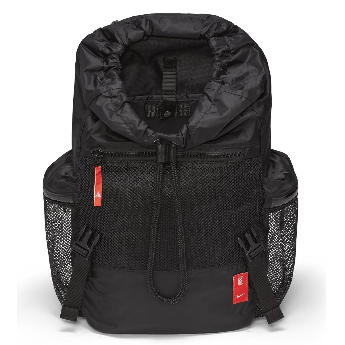 Mochila Nike Kyrie Irving Rucksack 'Black'-CU3939-010