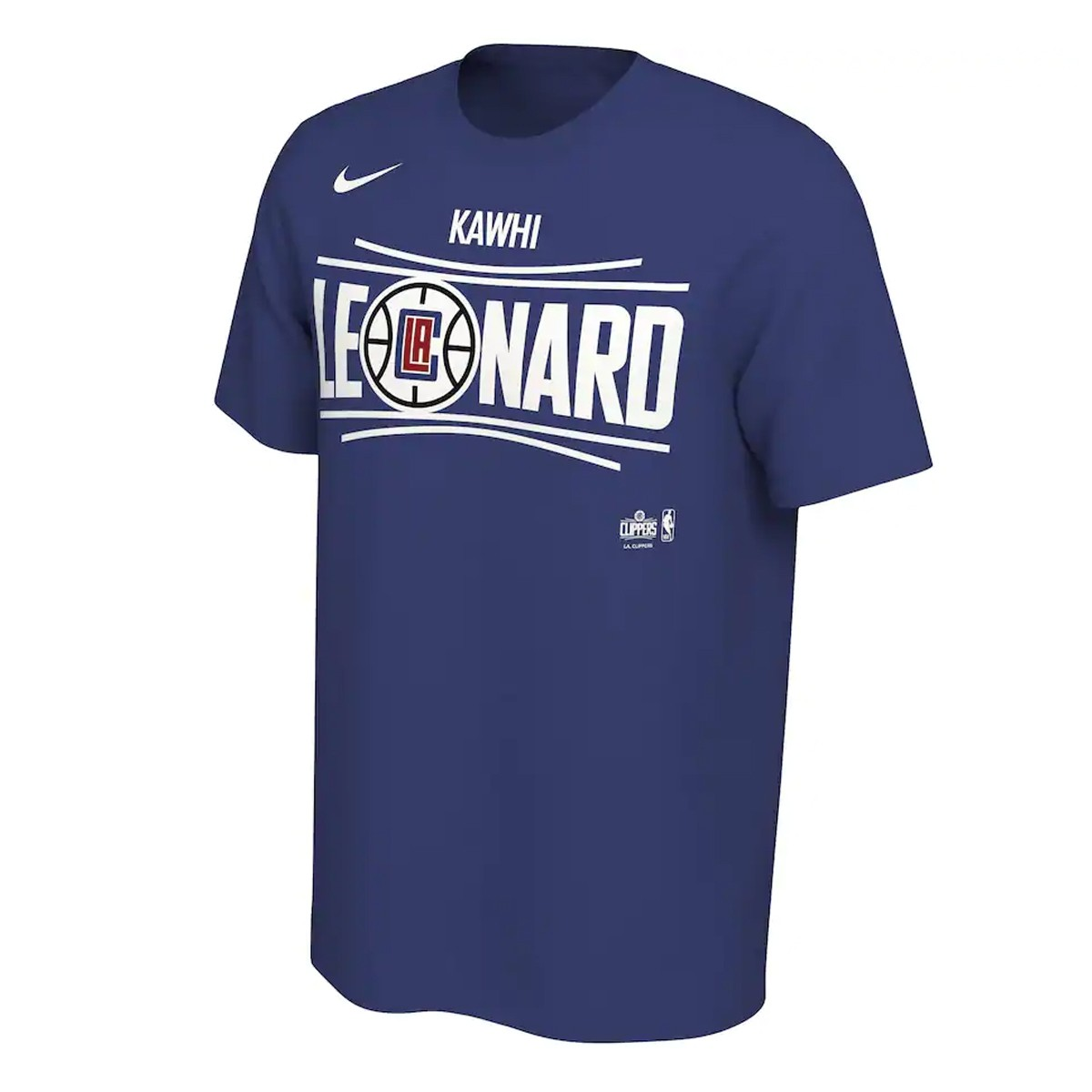 NBA Junior New City Player Tee Clippers 'Leonard'