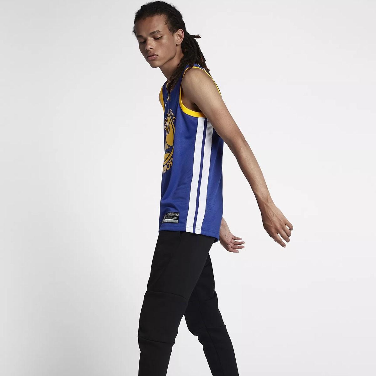 Nike Junior NBA GSW Swingman Jersey Durant 'Icon Edition' EZ2B7BZ2P-GSKDI