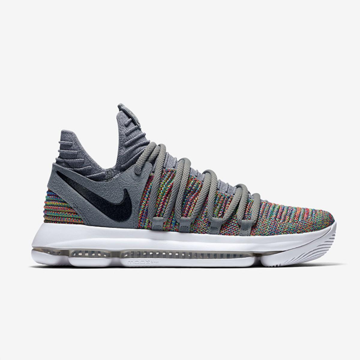 Nike Zoom KD 10 'Multicolor'