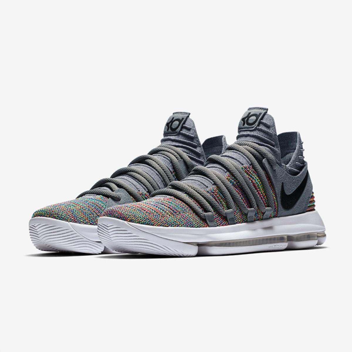 Nike Zoom KD 10 'Multicolor'-897815-900