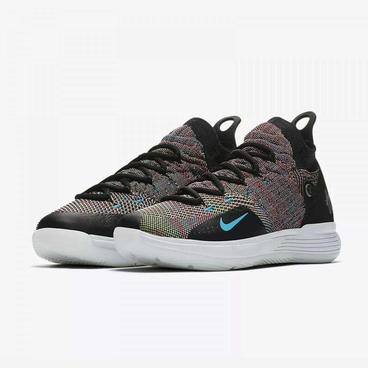 Nike KD 11 GS 'Multicolor' AH3465-001