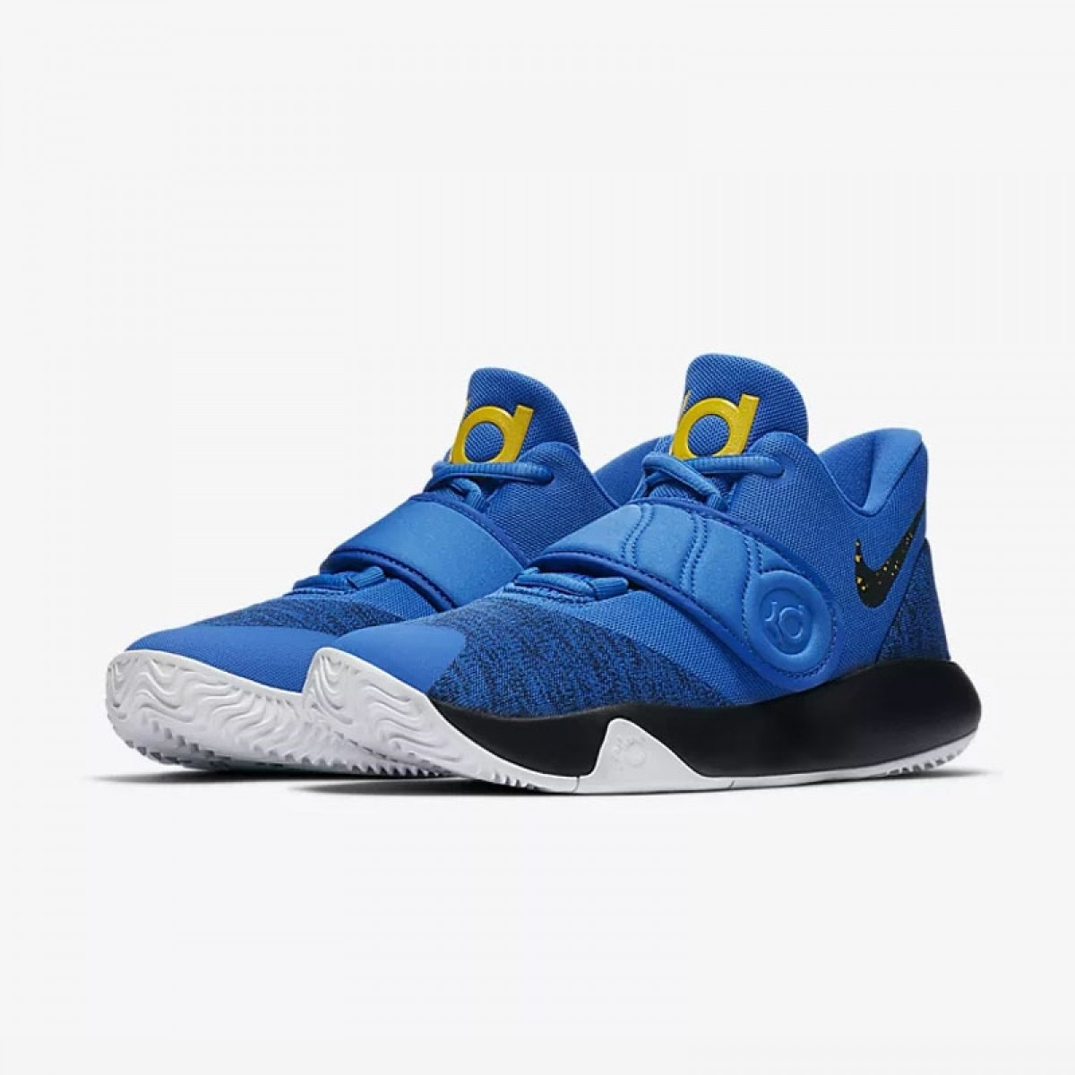cozy fresh 1d10e e9e1a Nike KD Trey 5 VI GS  Warriors  AH7172-401