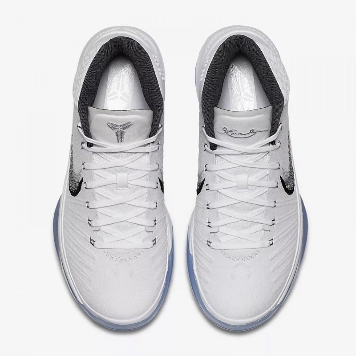 release date: 1cb2a 55342 Comprar Nike Kobe AD Mid 'White Metallic' Zapatillas Baloncesto y ...