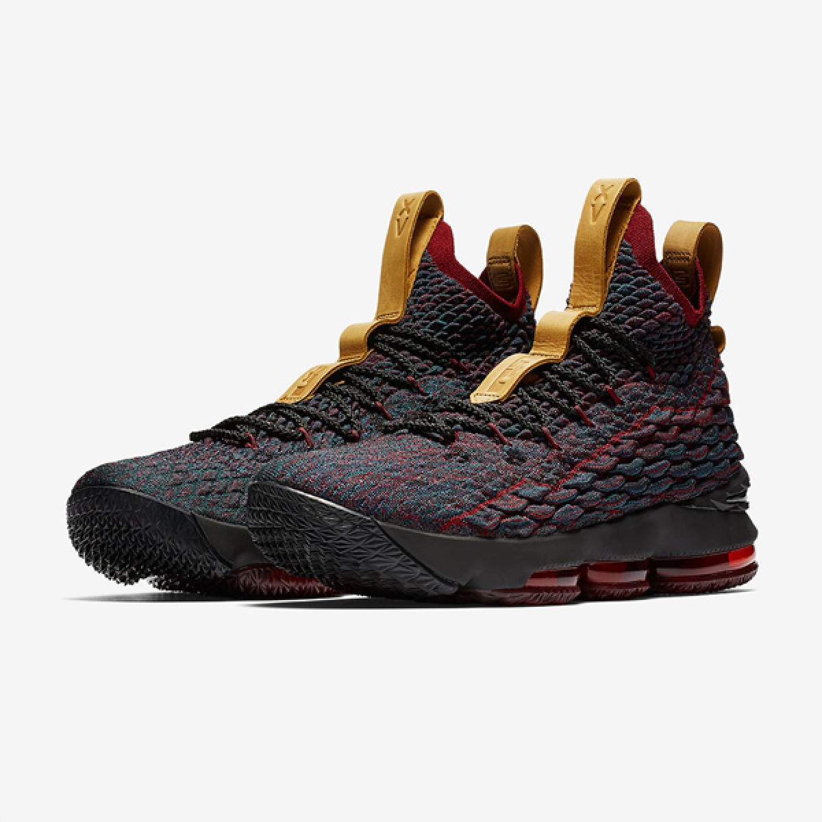 san francisco f77e8 30dc3 Nike Lebron XV  New Heights -897648-300