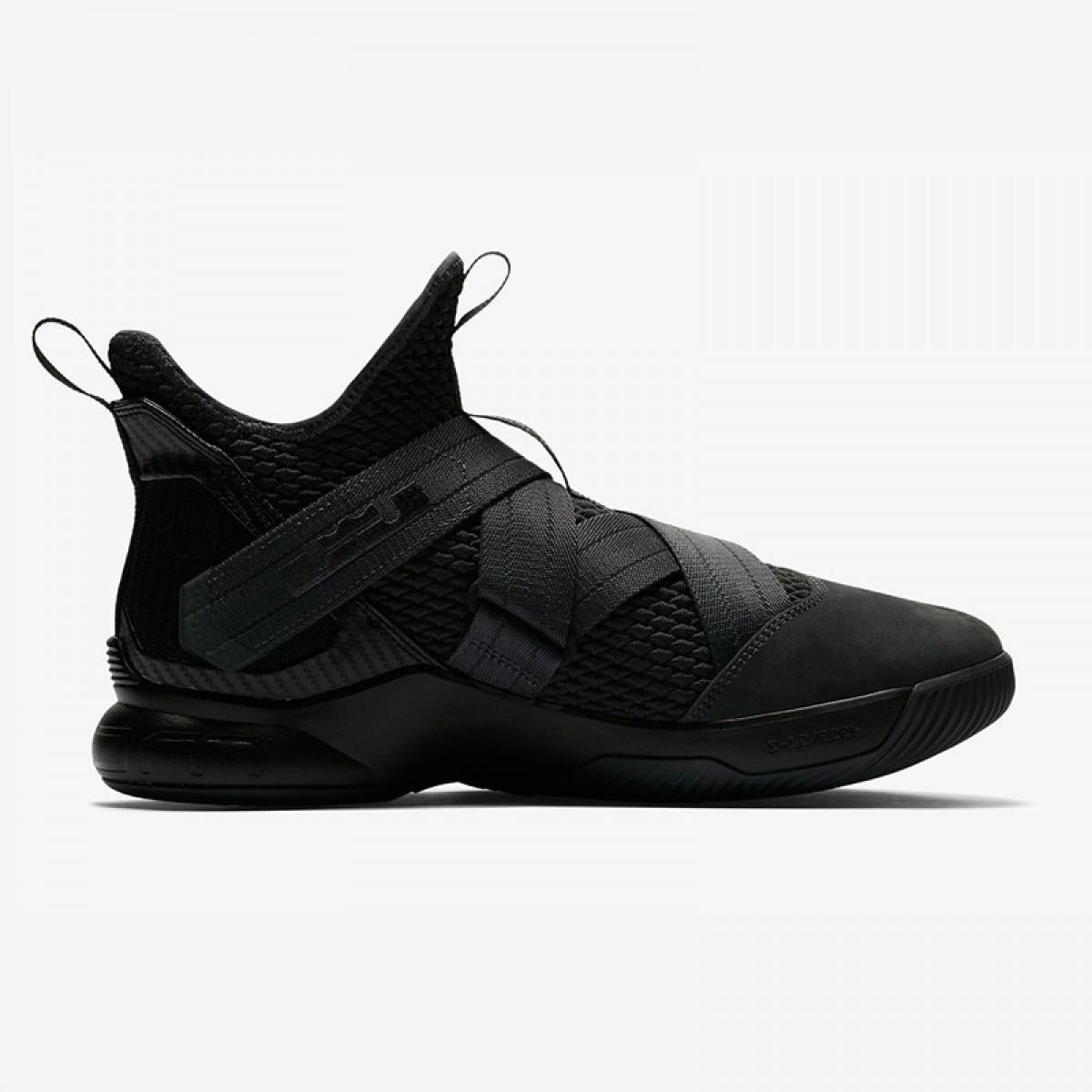 Nike Lebron Soldier XII SFG 'Zero Dark Thirty' AO4054-002